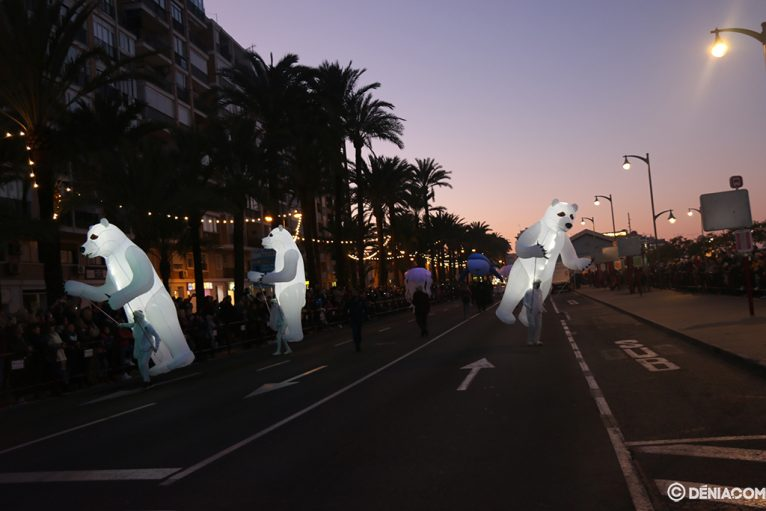 Cabalgata Reyes Magos Dénia 2020 09