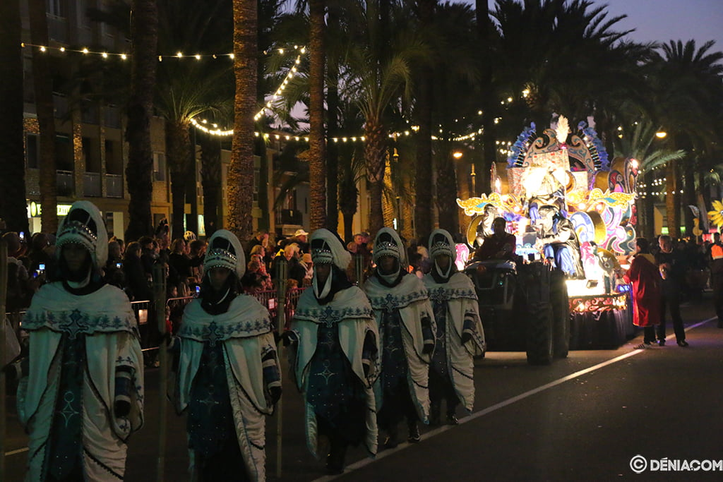 Three Kings Cavalcade Dénia 2020 15