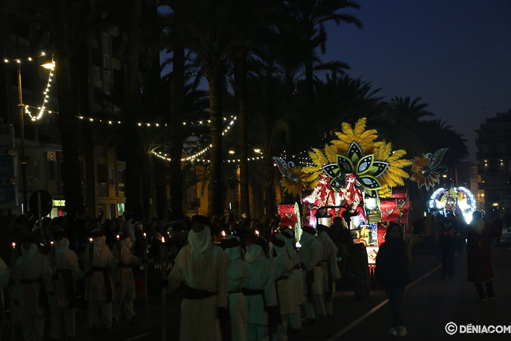 Three Kings Cavalcade Dénia 2020 20