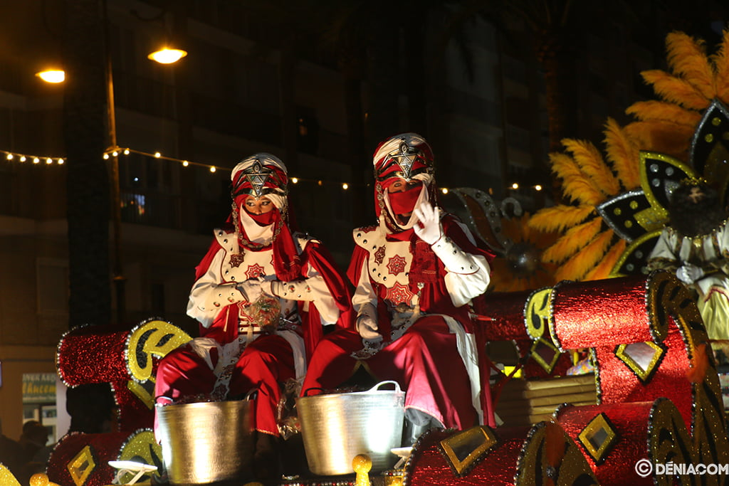 Three Kings Cavalcade Dénia 2020 21