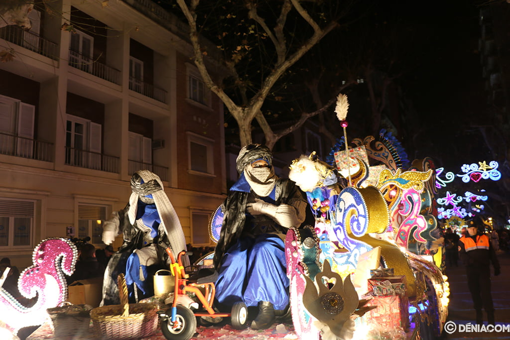 Three Kings Cavalcade Dénia 2020 25