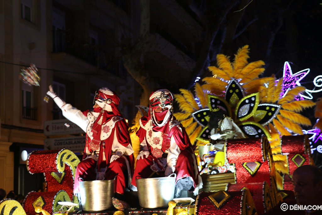Three Kings Cavalcade Dénia 2020 26