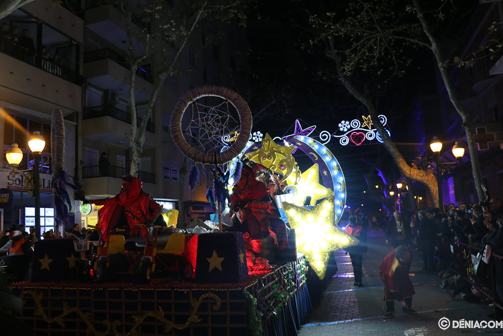 Three Kings Cavalcade Dénia 2020 28