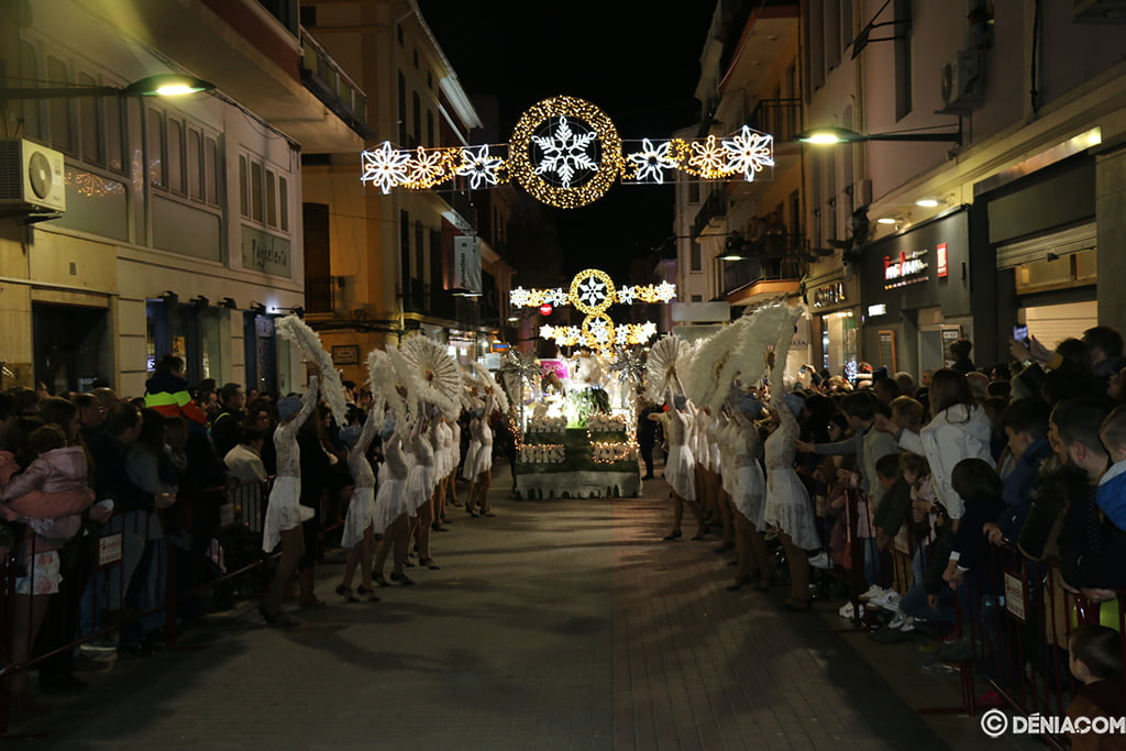 Three Kings Cavalcade Dénia 2020 37