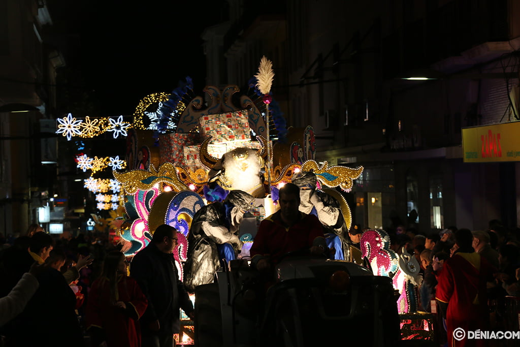 Three Kings Cavalcade Dénia 2020 43