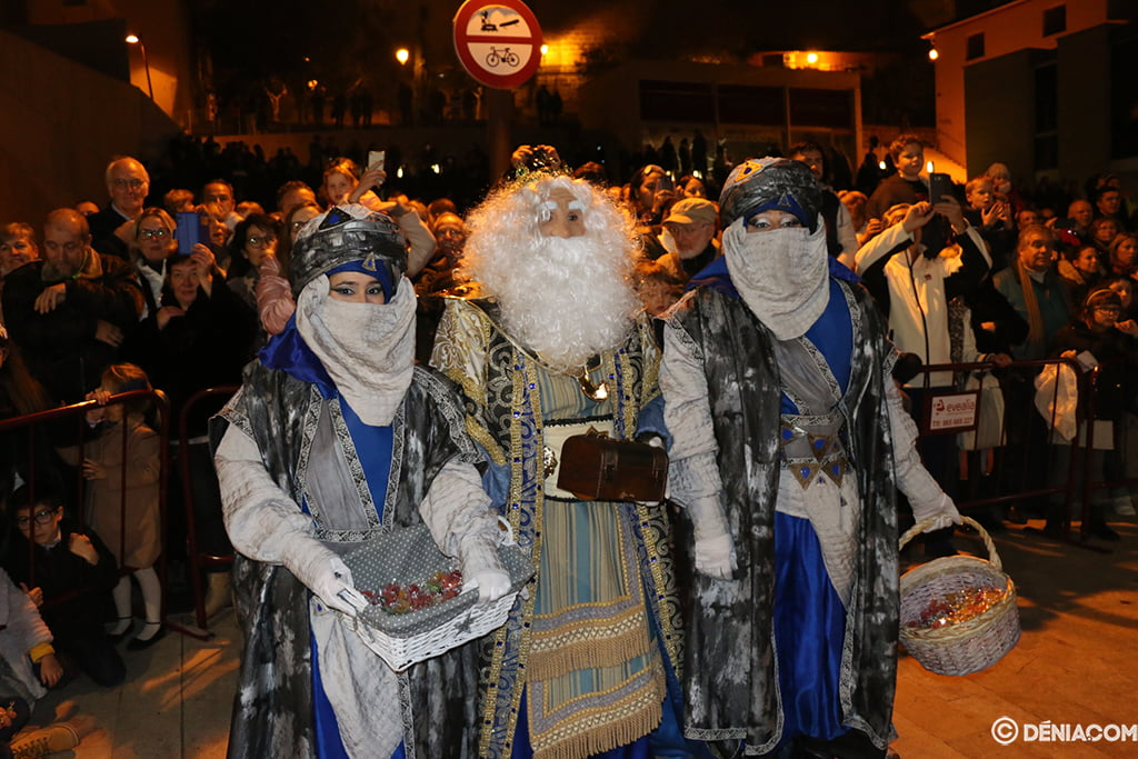 Three Kings Cavalcade Dénia 2020 46