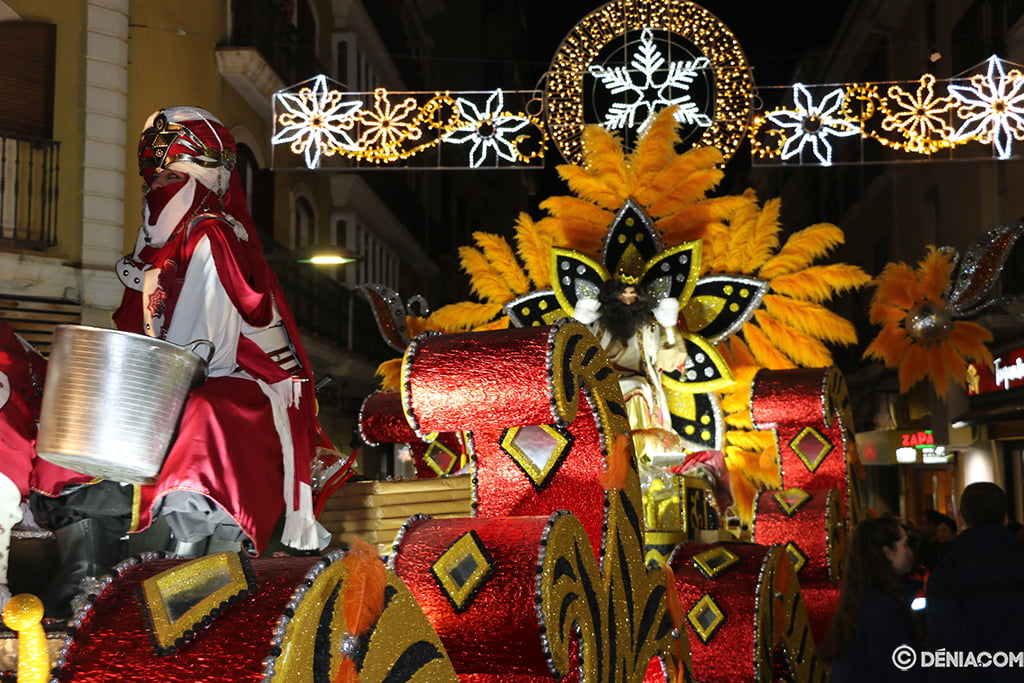 Three Kings Cavalcade Dénia 2020 47