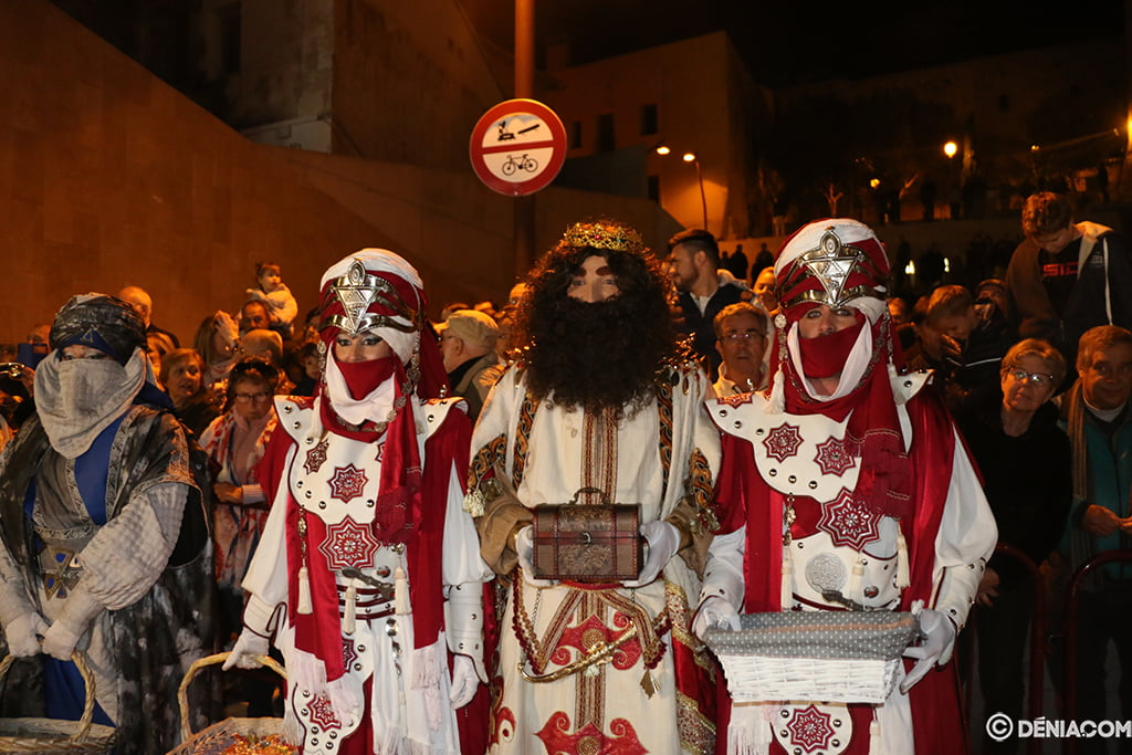 Three Kings Cavalcade Dénia 2020 49