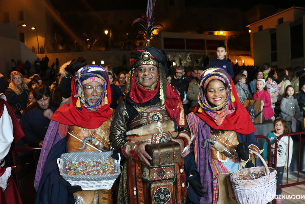 Three Kings Cavalcade Dénia 2020 51