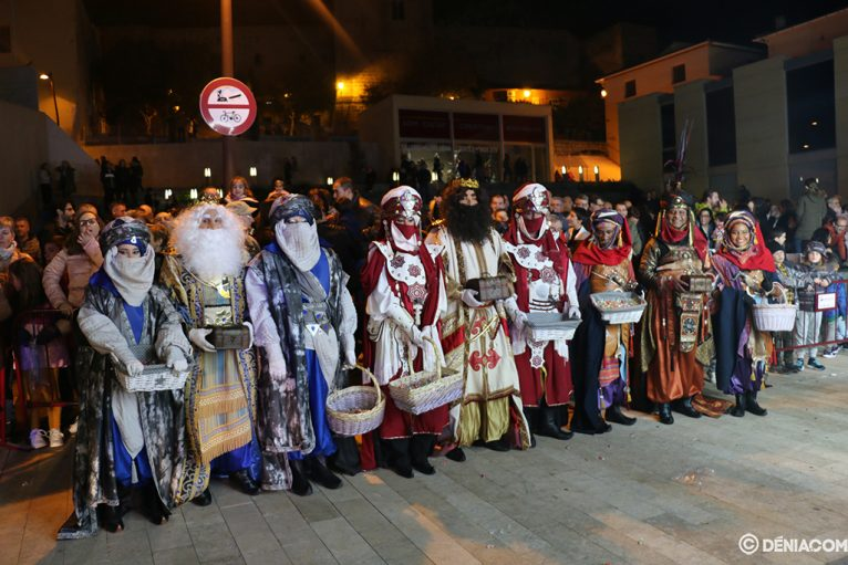 Three Kings Cavalcade Dénia 2020 52