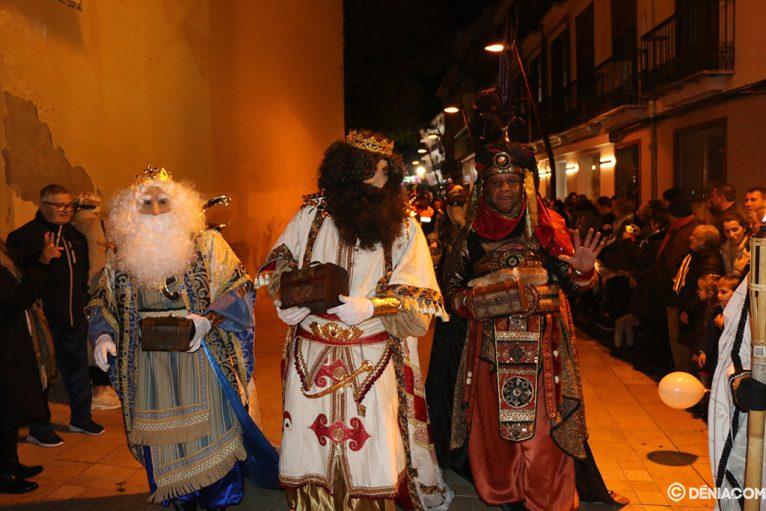 Three Kings Cavalcade Dénia 2020 54