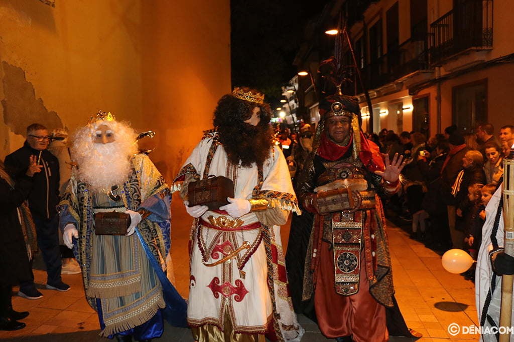 Three Kings Cavalcade Dénia 2020 54