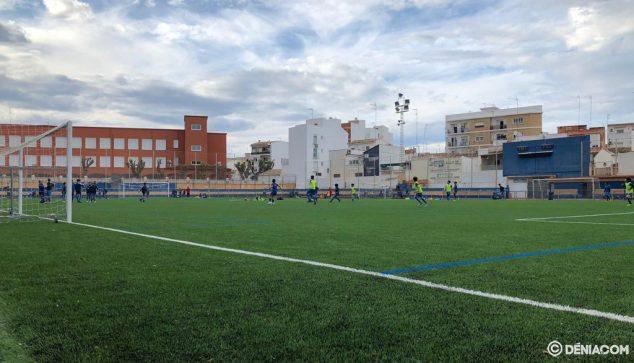 Imatge: Camp de futbol El Rodat