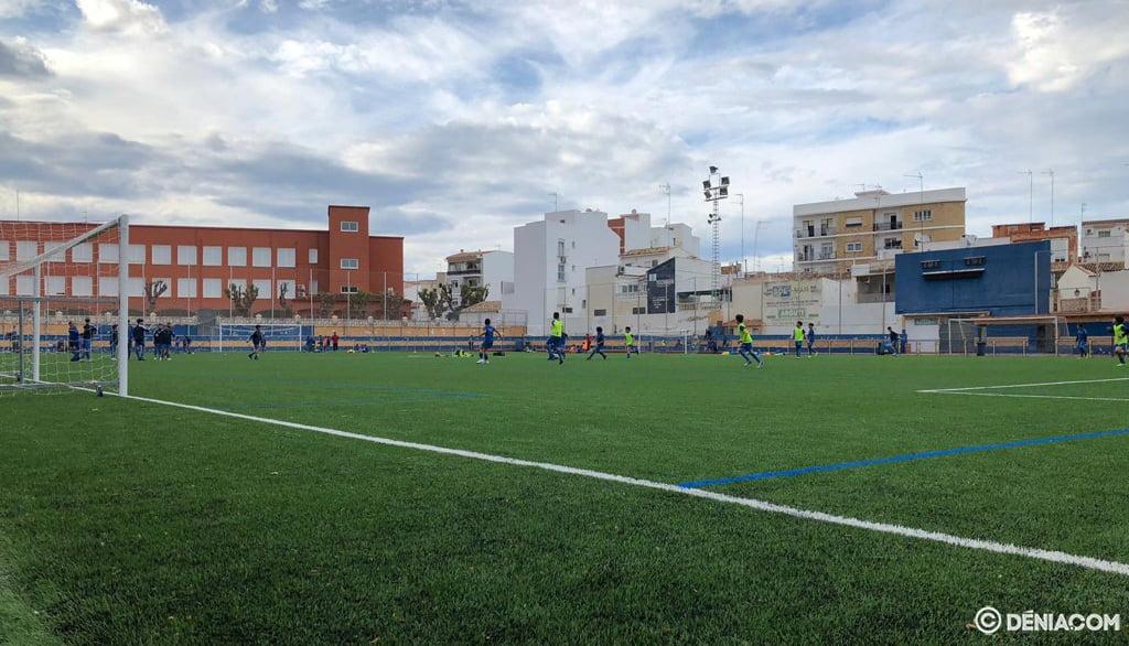 Terrain de football d'El Rodat