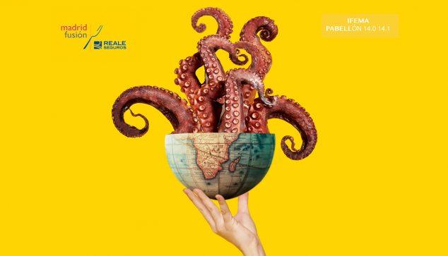 Imagen: Creatividad de Madrid Fusión