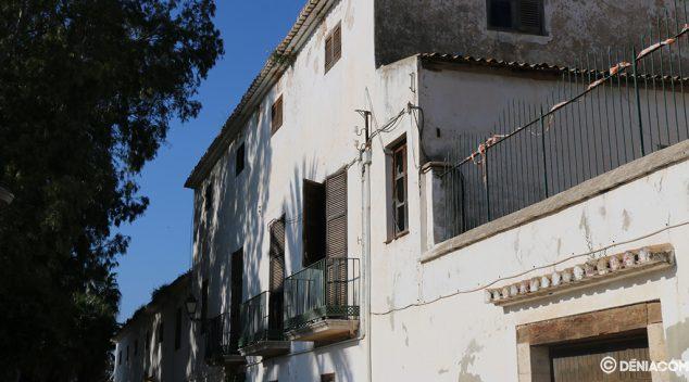 Imagen: Edificio de Torrecremada