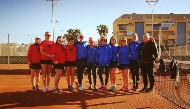Image: Team + 35 of CT Dénia