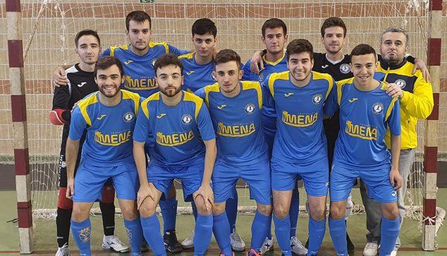 Image: Équipe senior de la SFC Dianense