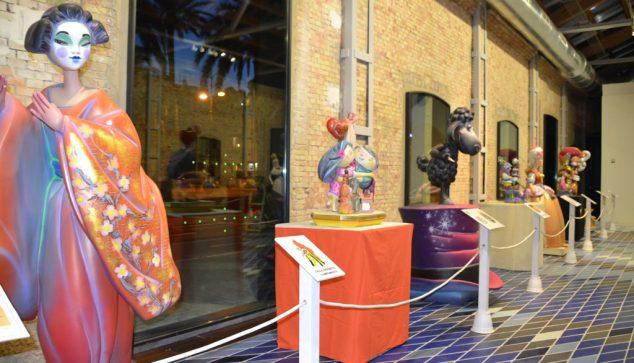 Image: Ninot Exhibition 2019