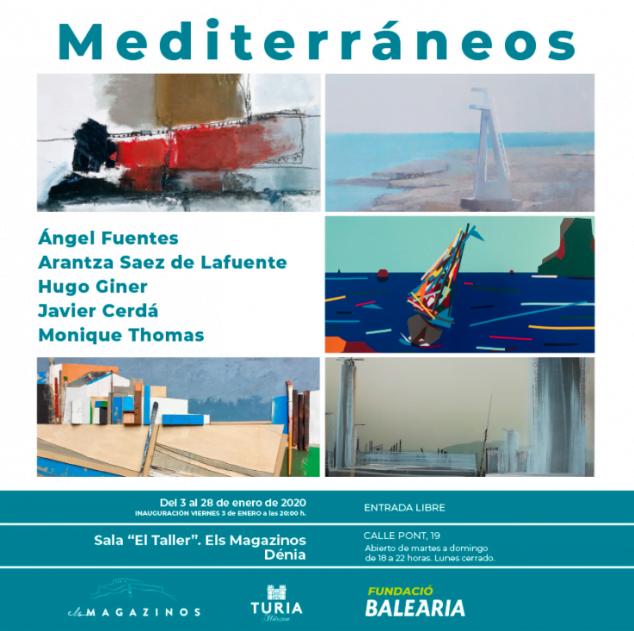 Imatge: Exposició a Els Magazinos