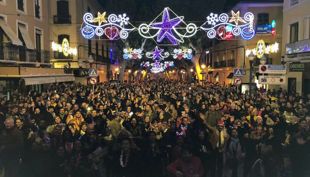 Image: New Year's Eve party | Photo of the City Hall of Dénia
