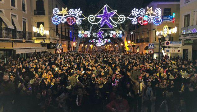 Imagen: Fiesta de Nochevieja | Foto del Ayuntamiento de Dénia