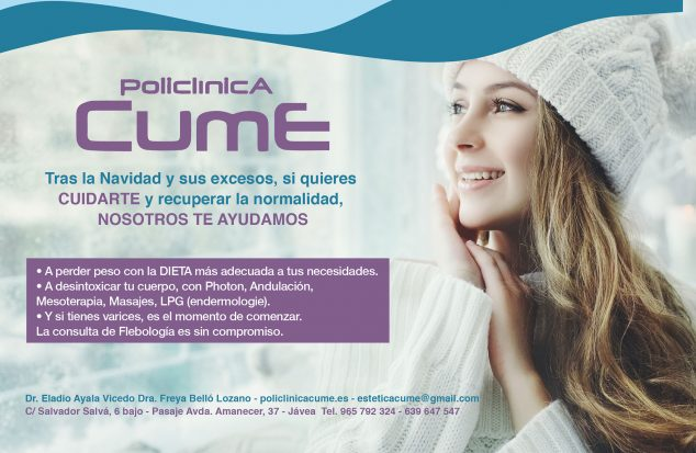 Image: Treatments to pamper yourself this winter - CUME Polyclinic