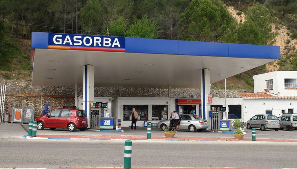 gasolinera Gasorba