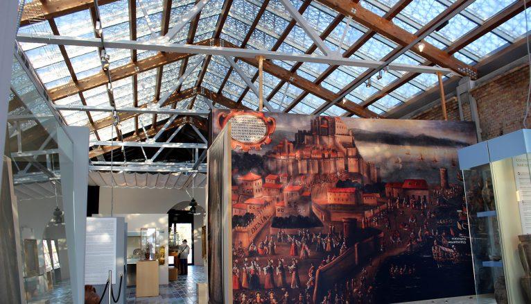 Interior de Museu de la Mar