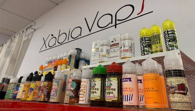 Image: Electronic cigarettes comply with strict security controls in Europe and, therefore, also in Spain - Xàbia Vaps