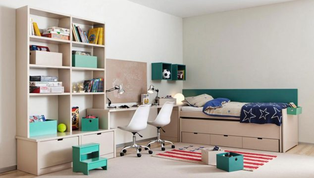 Image: Youth furniture with storage capacity- Martínez Furniture