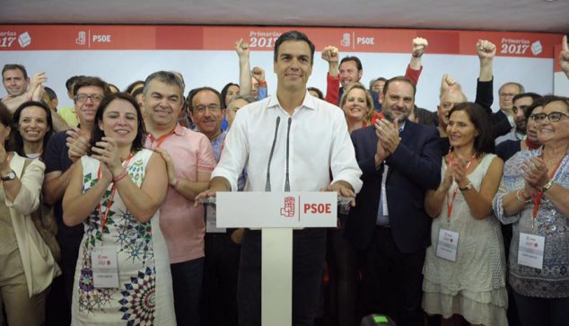 Image: Pedro Sánchez, President of the Government