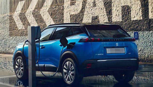 Imatge: Peugeot e-2008 Peumóvil