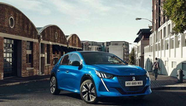 Imatge: Peugeot i-208 100% elèctric - Peumóvil