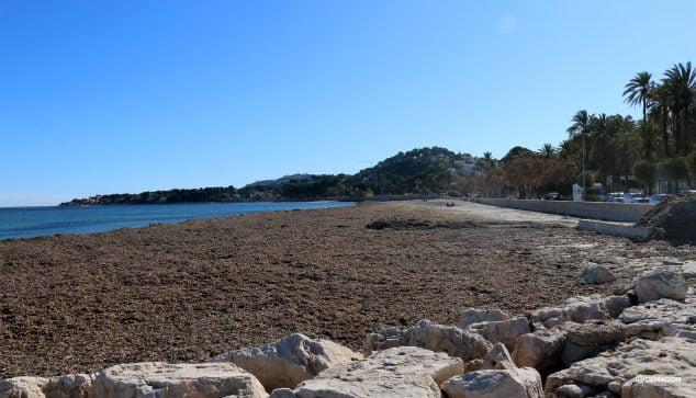 Image: Marineta Beach maintenant