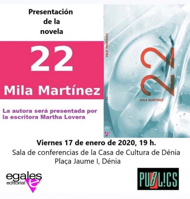 Immagine: Presentazione di% 2222% 22 di Mila Martínez