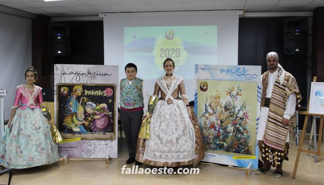 Image: Presentation of the West Falla sketches