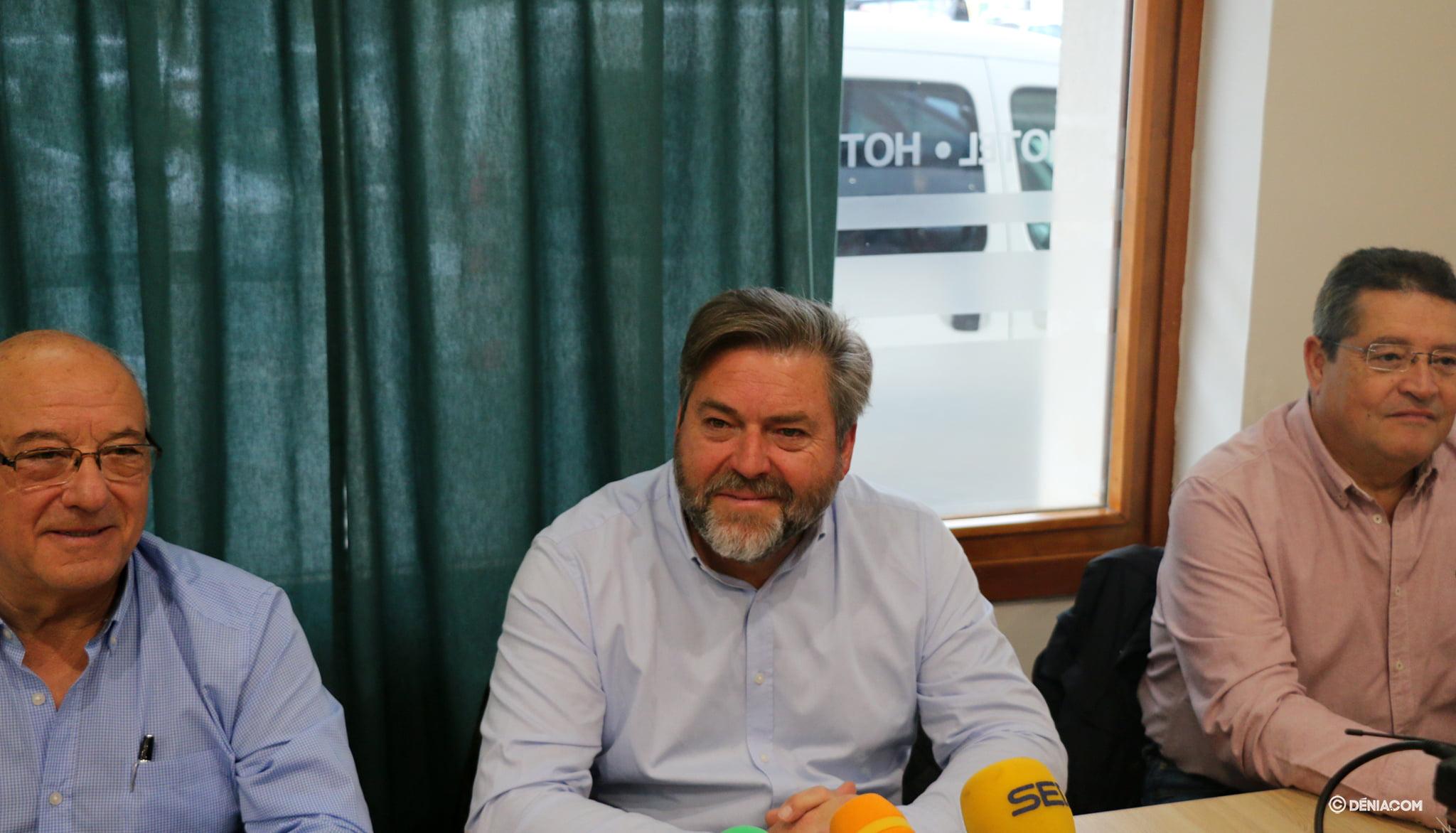 Rafa Carrió, spokesman for Compromís