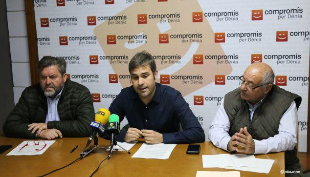 Bild: Pressekonferenz von Comprom