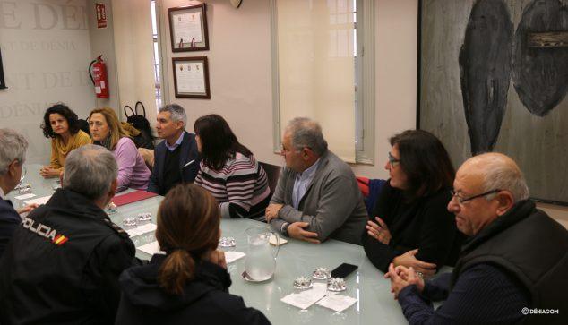 Image: Réunion de la sous-délégation du gouvernement avec le conseil municipal
