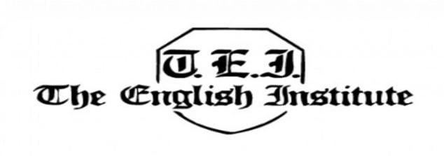Image: The English Institute logo