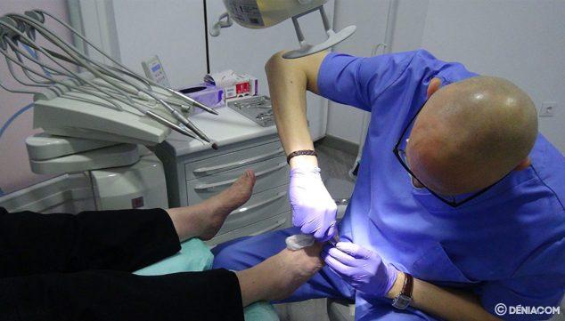 Image: Traitements podiatriques spécialisés à Dénia - Clinique podiatrique Estévez