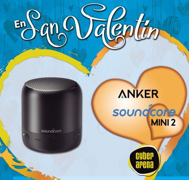 Imagen: Altavoz Anker Soundcore Mini - Cyber Arena