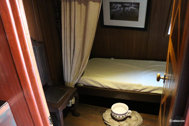 Old officer cabin