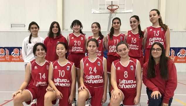 Imatge: Basket Júnior Femení