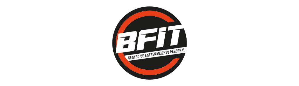 Логотип Bfit