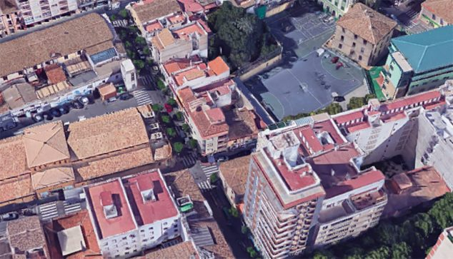 Imagen: Calle Carlos Sentí