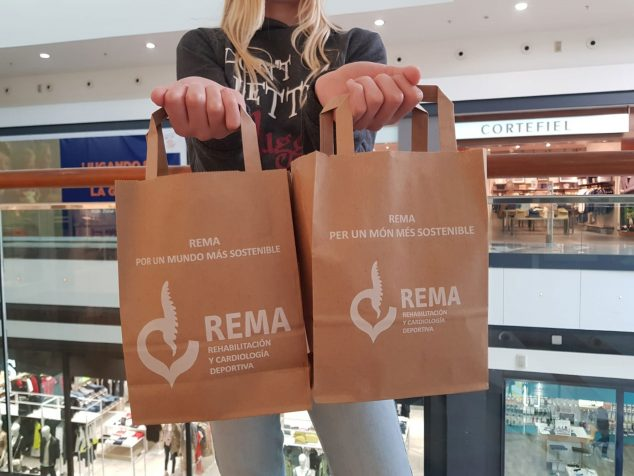 "Image: Campaign ""REMA for a more sustainable WORLD"" - REMA (Marina Alta Rehabilitation)"
