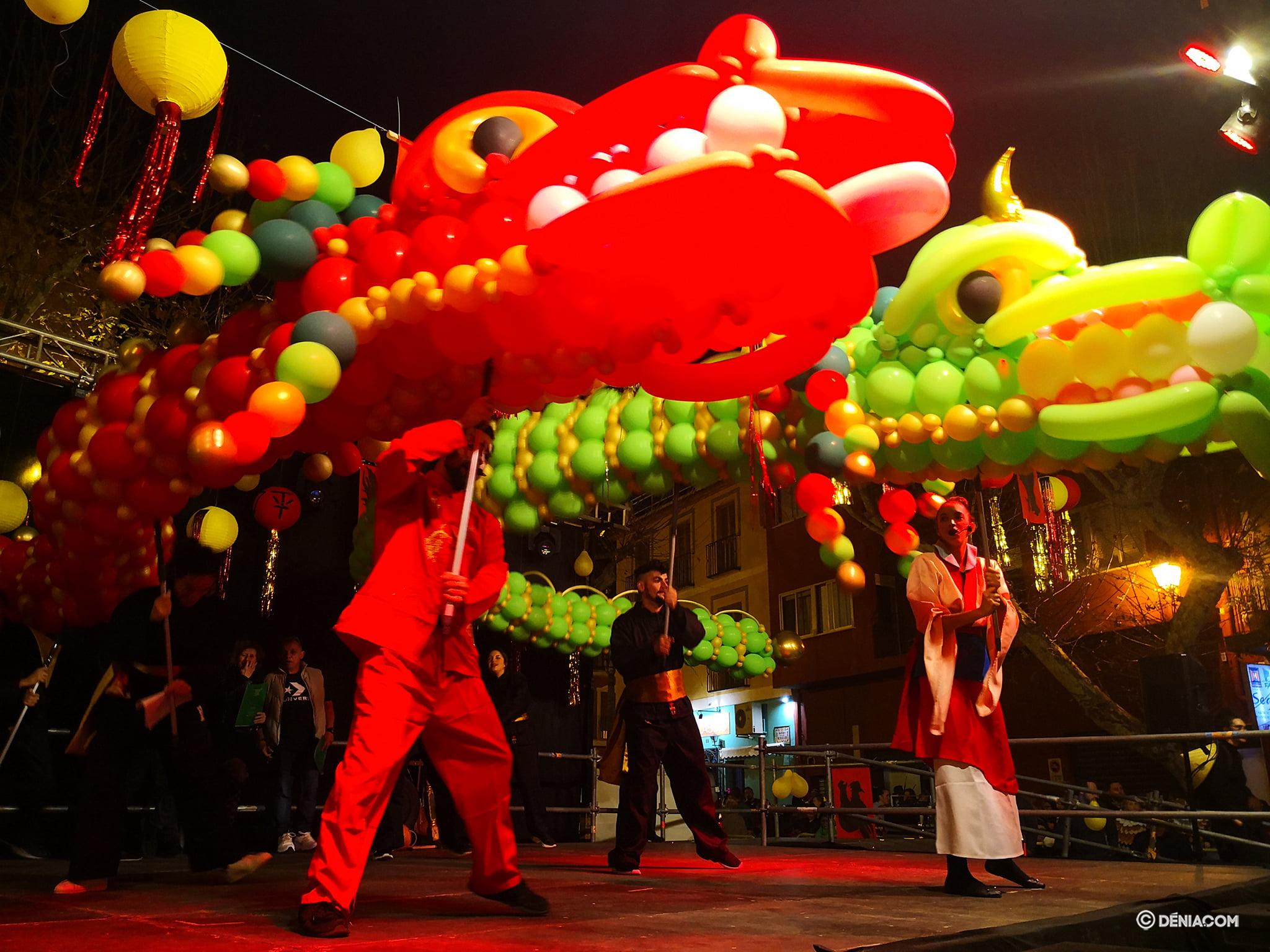 Carnaval 2020 a Dénia 10