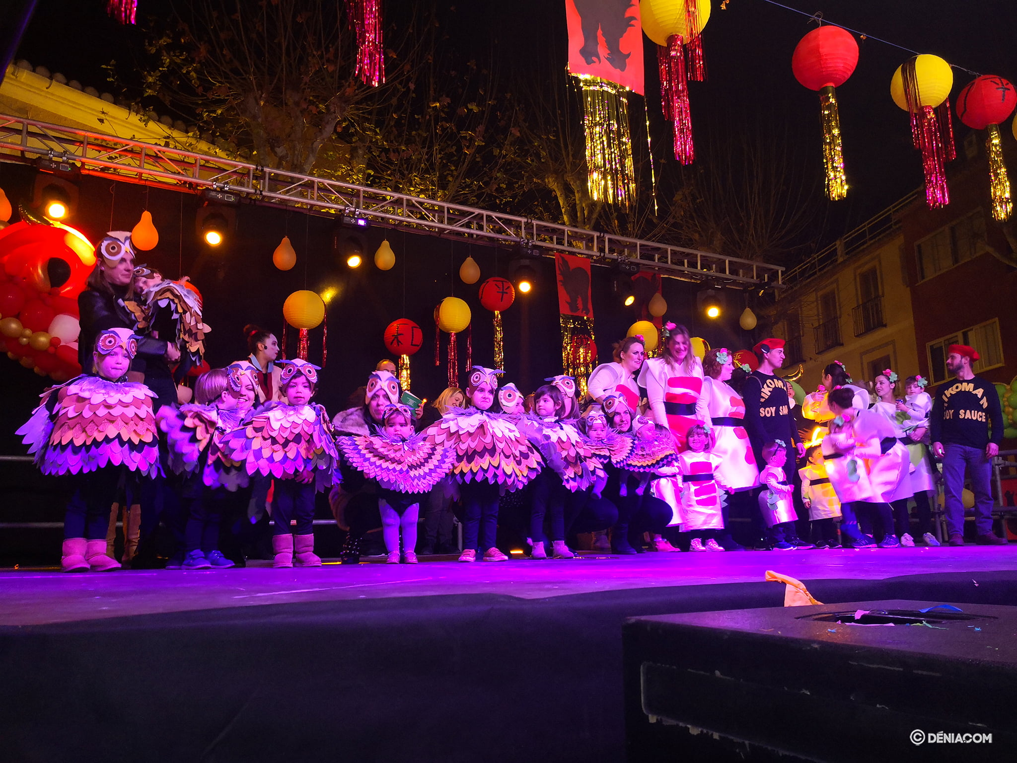 Carnaval 2020 a Dénia 12
